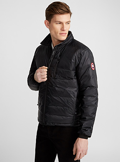 Lodge packable down puffer