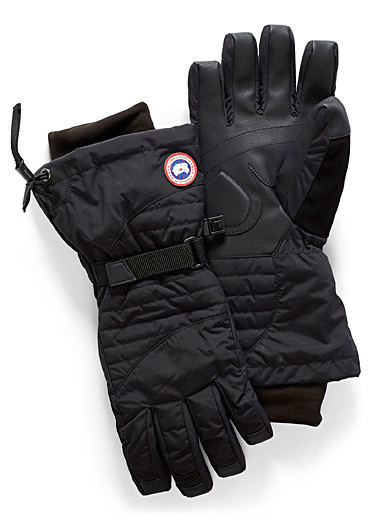 Down Arctic gloves