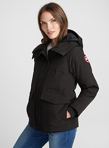 Deep Cove bomber jacket