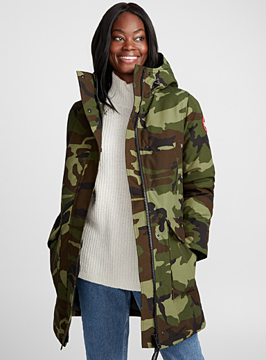 Le parka Canmore