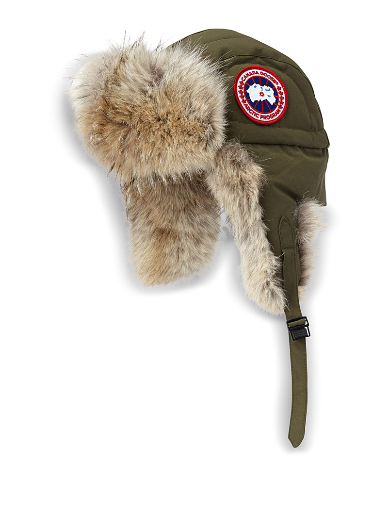 5fd7dc6db Coyote aviator bomber hat