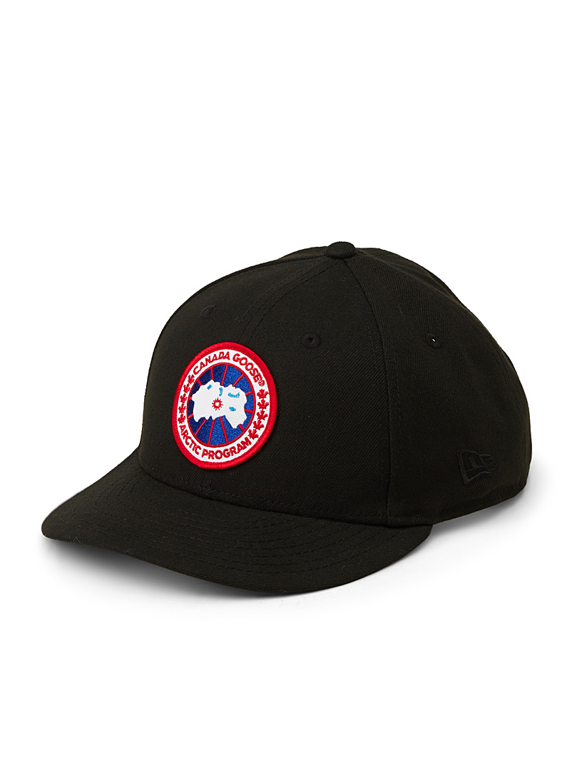 33b5554e5 Arctic logo cap | Canada Goose | Mens Caps: Shop Fashion Caps for Men  Online in Canada | Simons