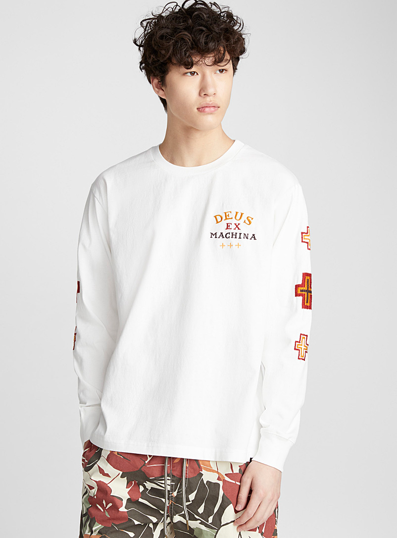 c434e3b7 Shop Men's Long Sleeve T-Shirts Online | Simons