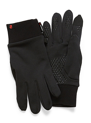 Touch sensitive gloves