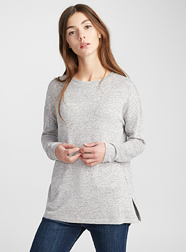 Le tee-shirt touche viscose