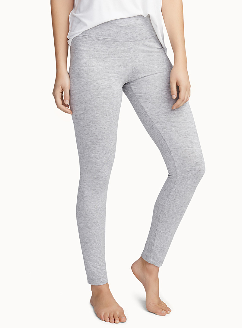 Essential lounge legging - Sleepwear & Leisurewear - Grey