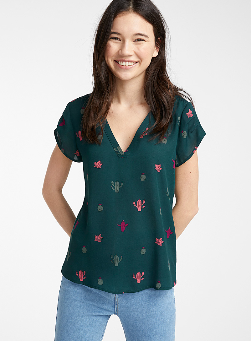 recycled-polyester-print-blouse
