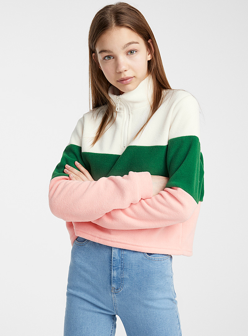 le-sweat-polaire-court-polyester-recycle