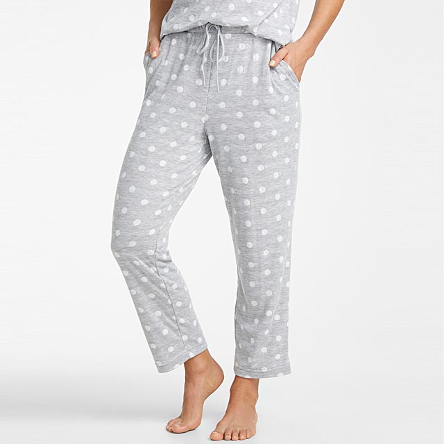 white-dot-lined-pant