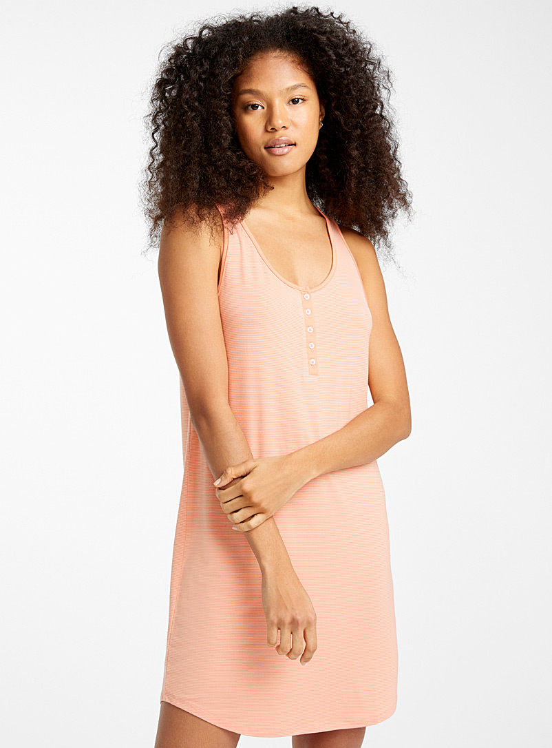 Miiyu x Twik Pink Summery sleepwear cami for women