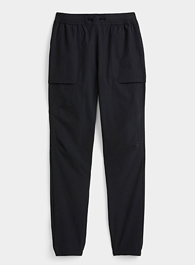 Le jogger nylon stretch