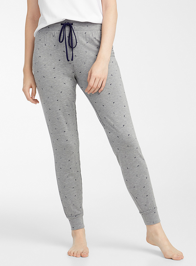 Charming pattern joggers