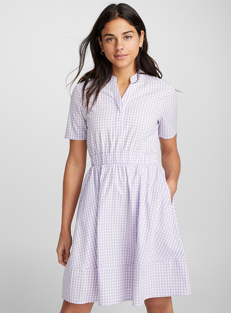 Country picnic dress - Fit & Flare