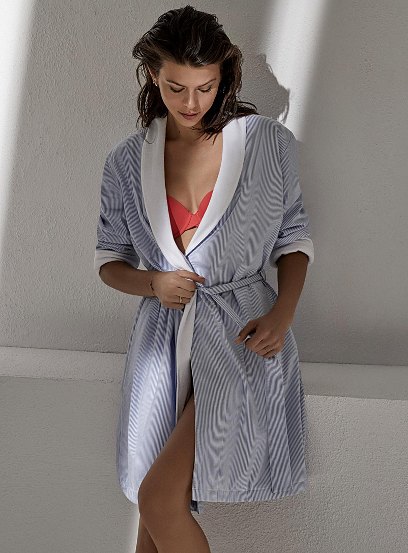 masculine-striped-robe