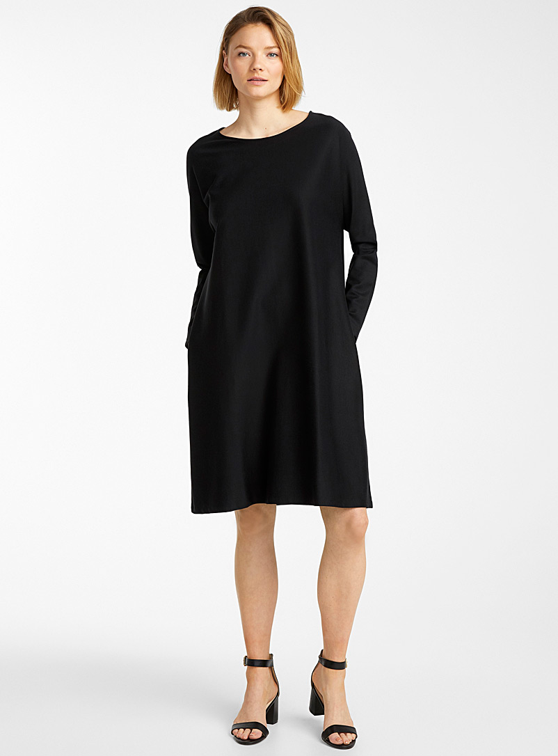 minimalist-loose-dress