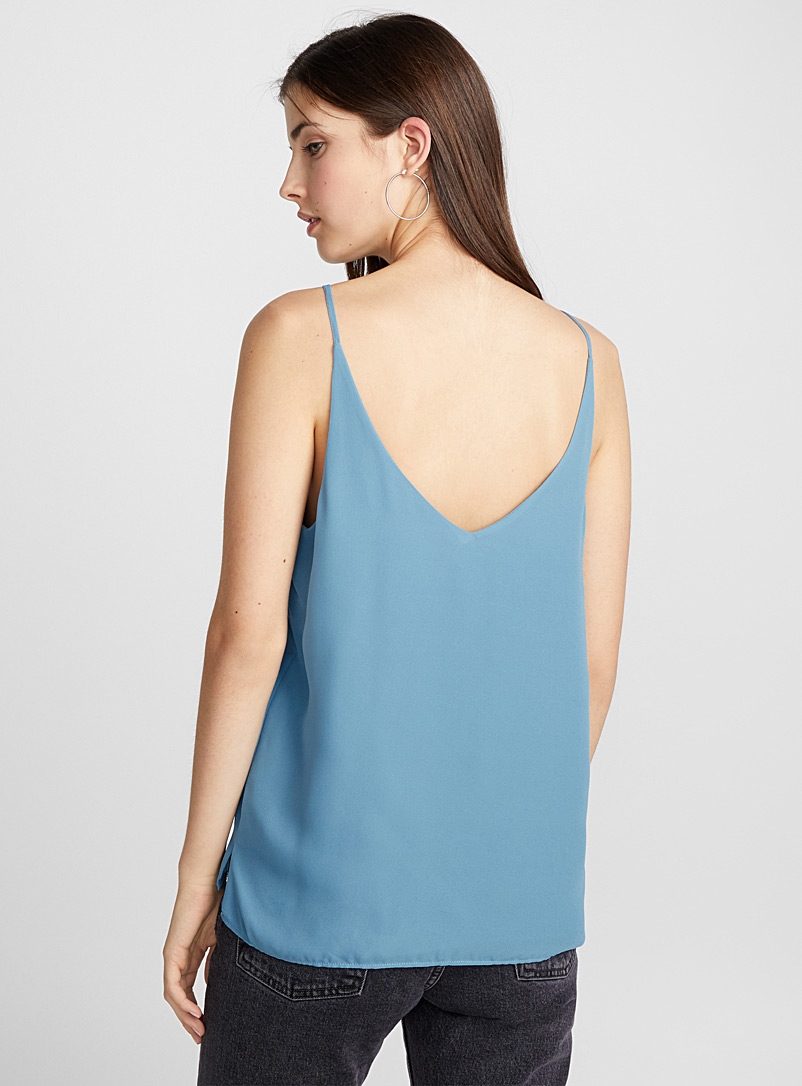 Double-voile tank - Blouses - Assorted