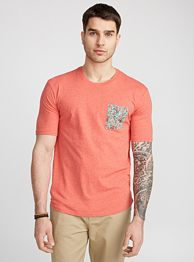 Liberty pocket T-shirt