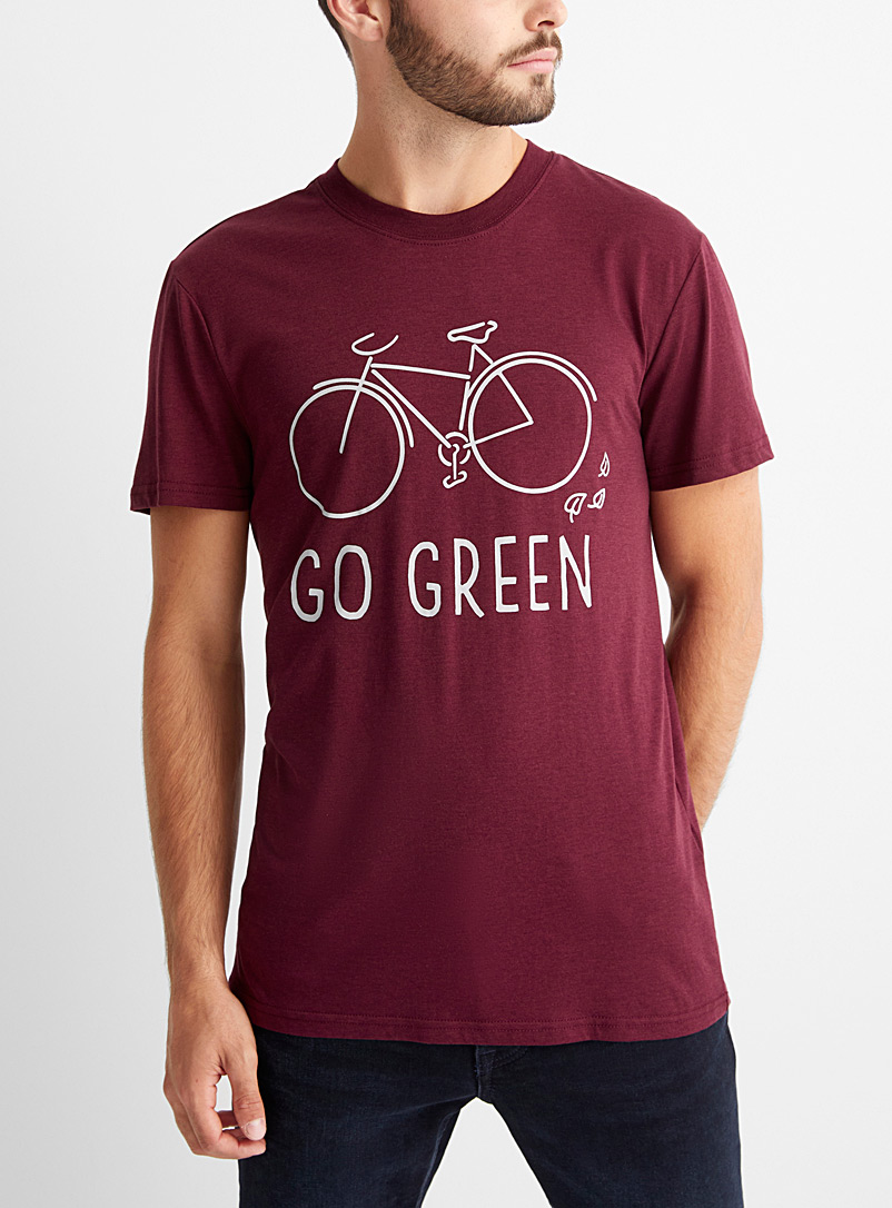 Le 31 Dark Blue Bike lover T-shirt for men