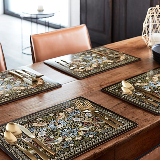 enchanted-birds-laminated-cork-placemats-set-of-4