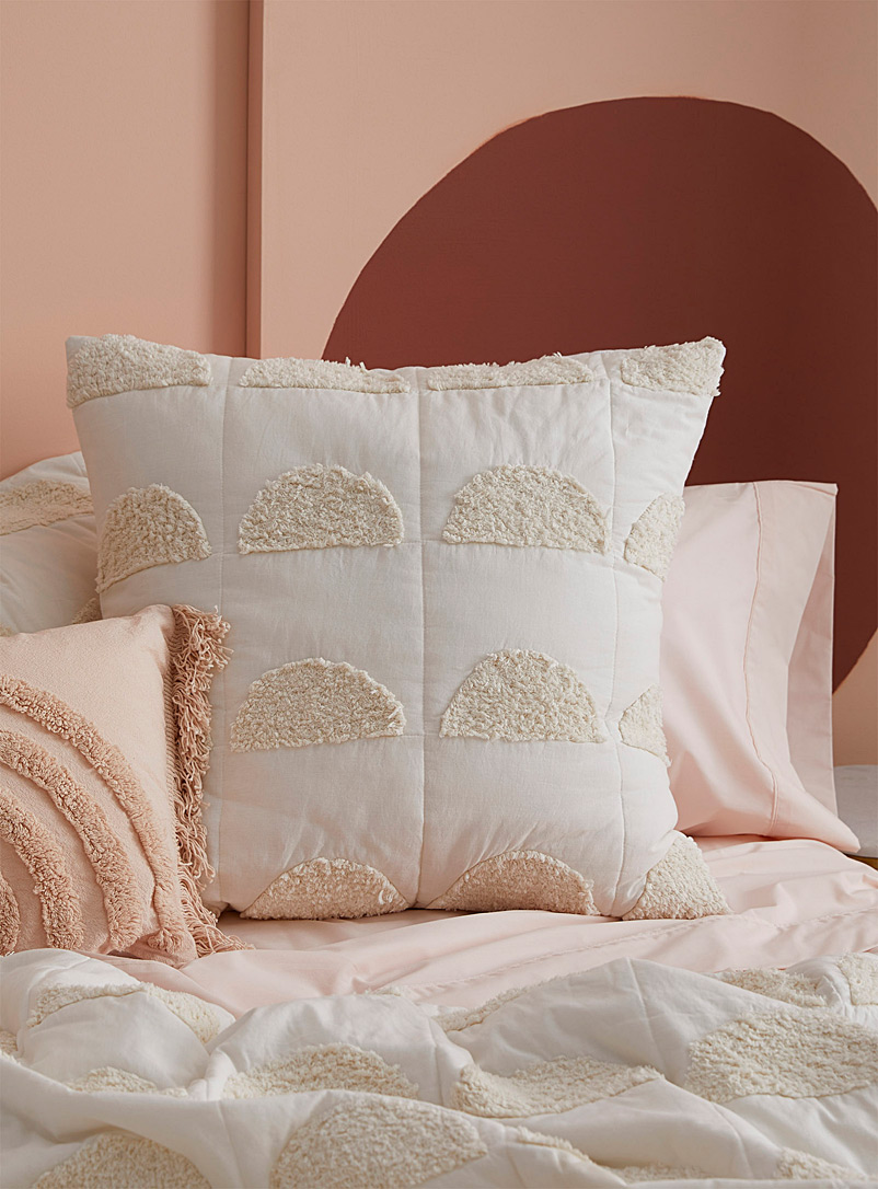 Moonrise Euro pillow sham