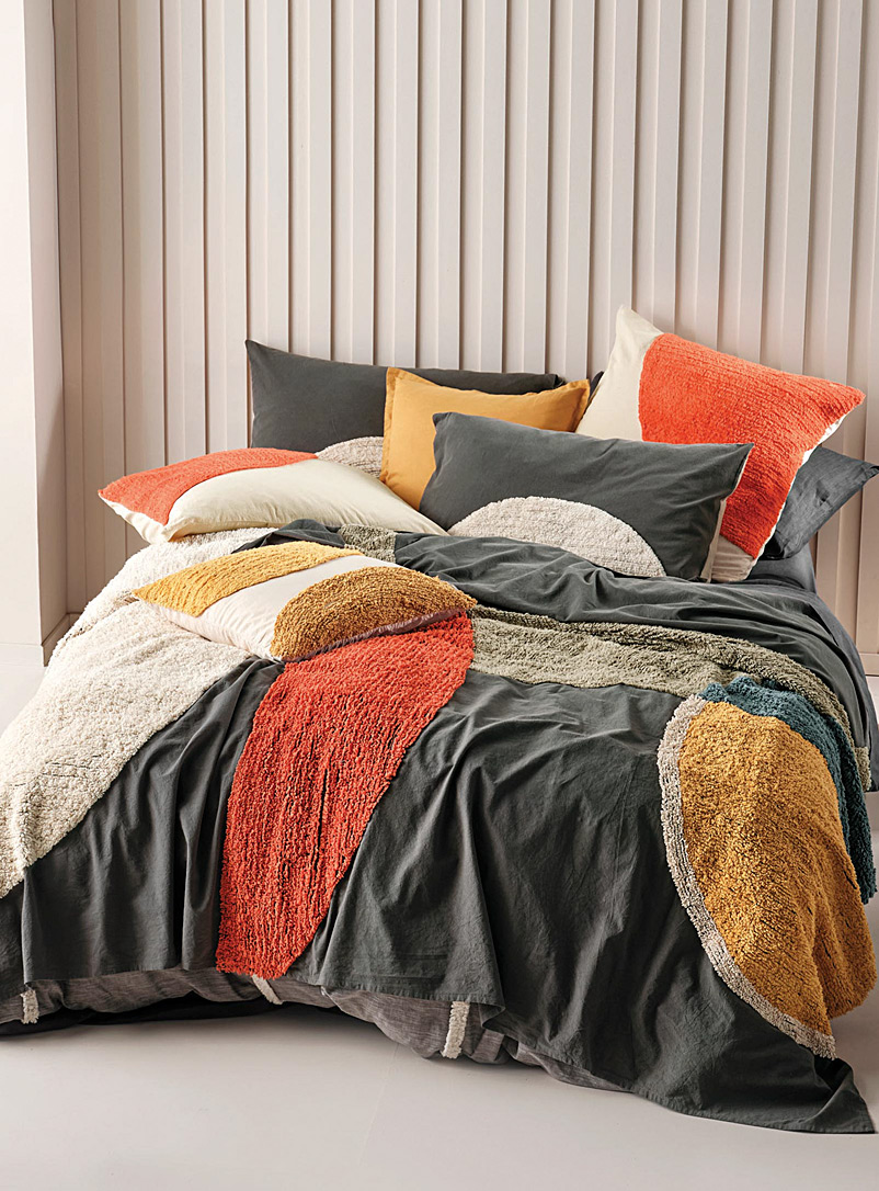 Linen House Assorted Retro pattern bedcover set