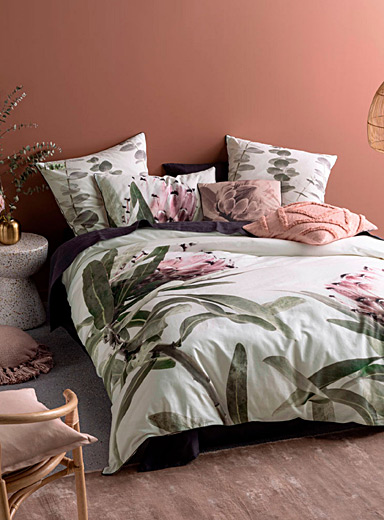 Grand flowers duvet cover set