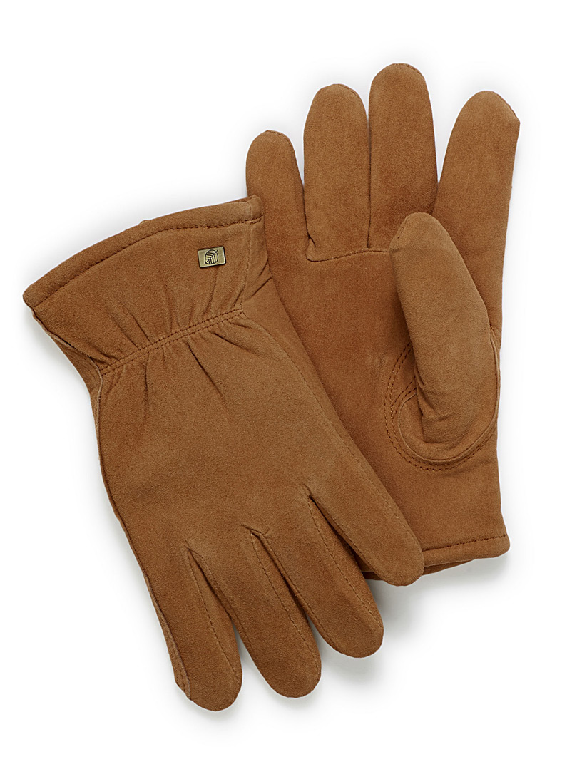essential-lined-suede-gloves