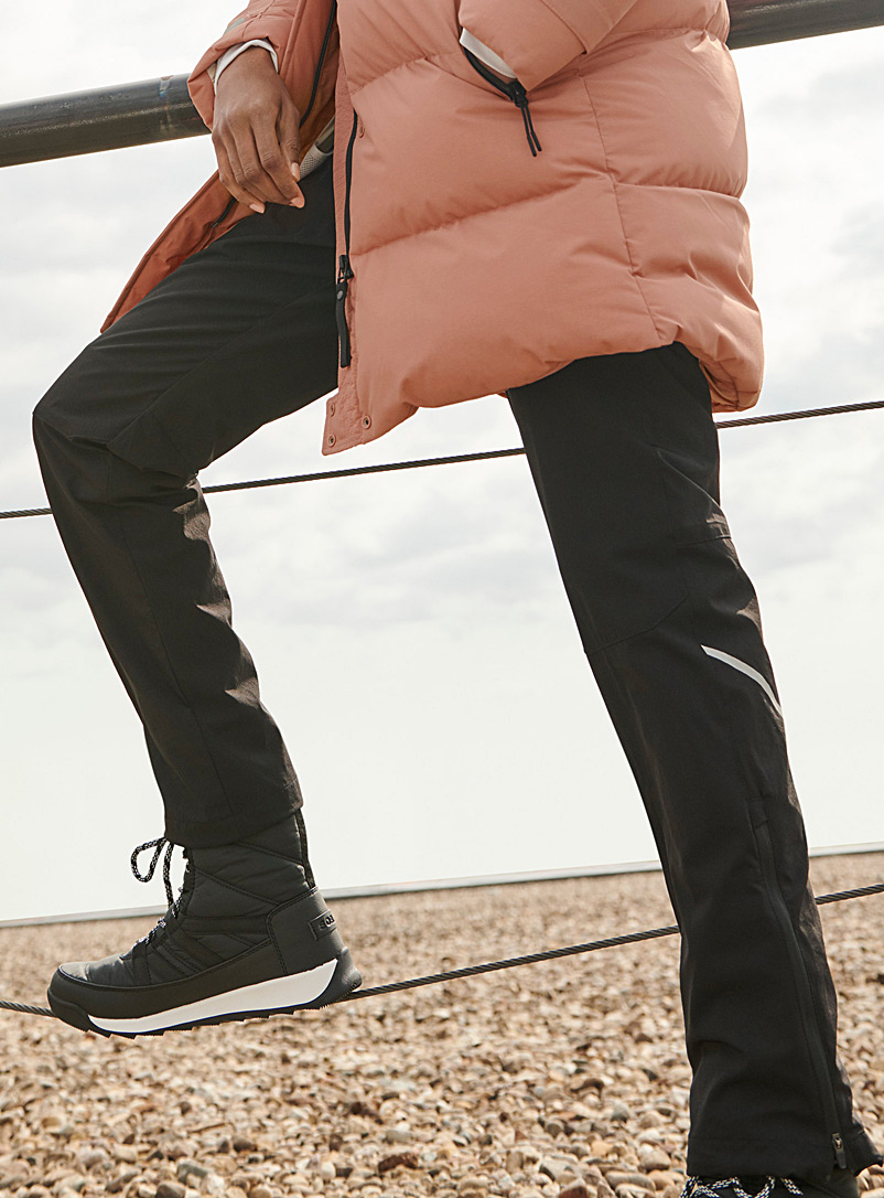 Double-layer outdoor pant