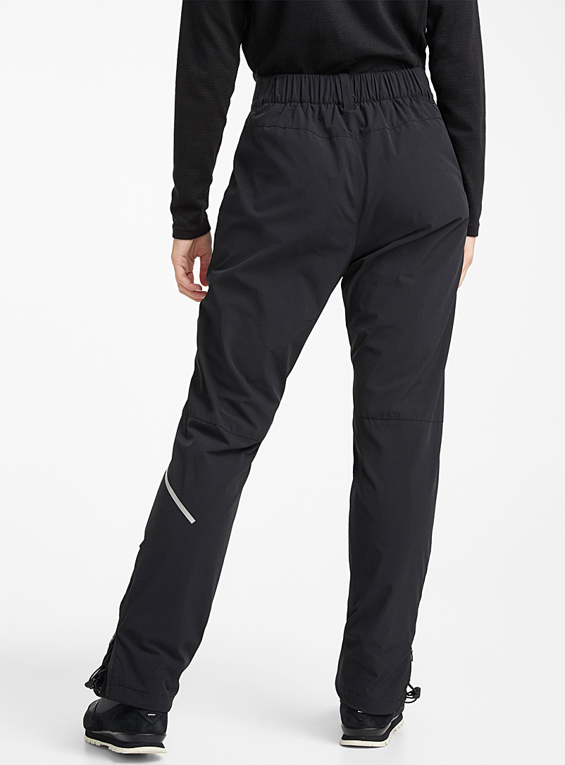I.FIV5 Black Double-layer outdoor pant for women
