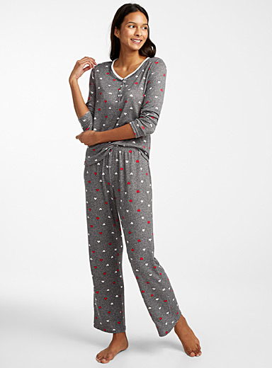 Relaxation love pyjama set