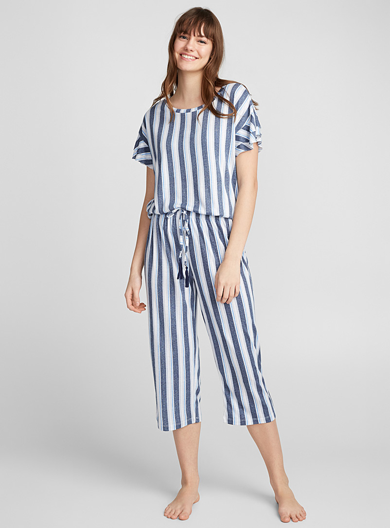 horizon-stripe-pyjama-set