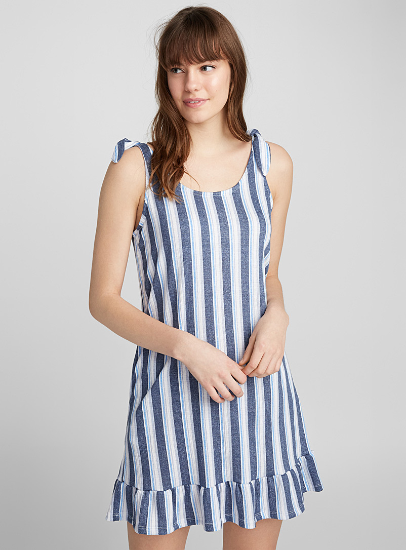 horizon-stripe-nightie