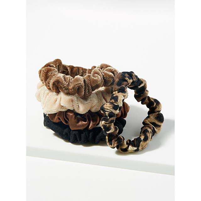 satin-and-velvet-scrunchies-set-of-5