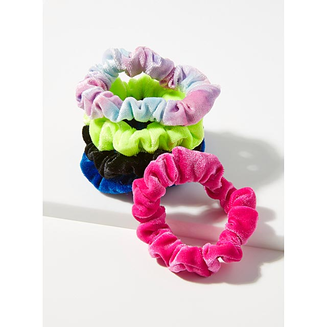 small-bright-velvet-scrunchies-set-of-5