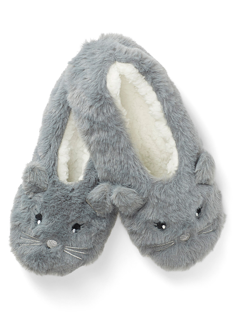 shimmering-kitten-slippers
