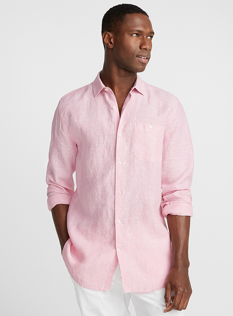 la-chemise-lin-premium-coloree-br-coupe-moderne