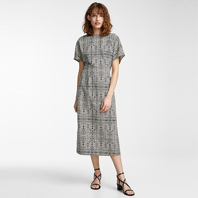 graphic-mosaic-cinched-dress-caroline-monnet
