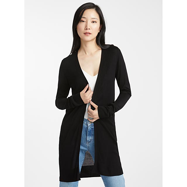minimalist-long-cardigan