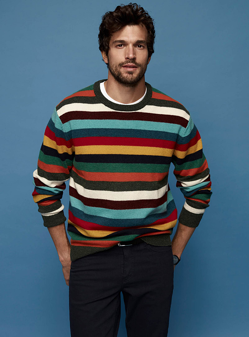 le-pull-rayures-couleurs-multiples