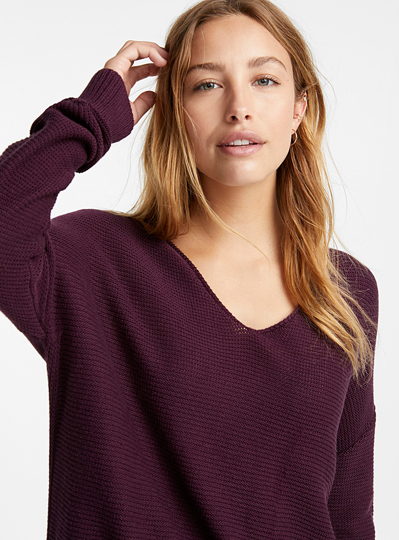 le-pull-col-v-maille-legere