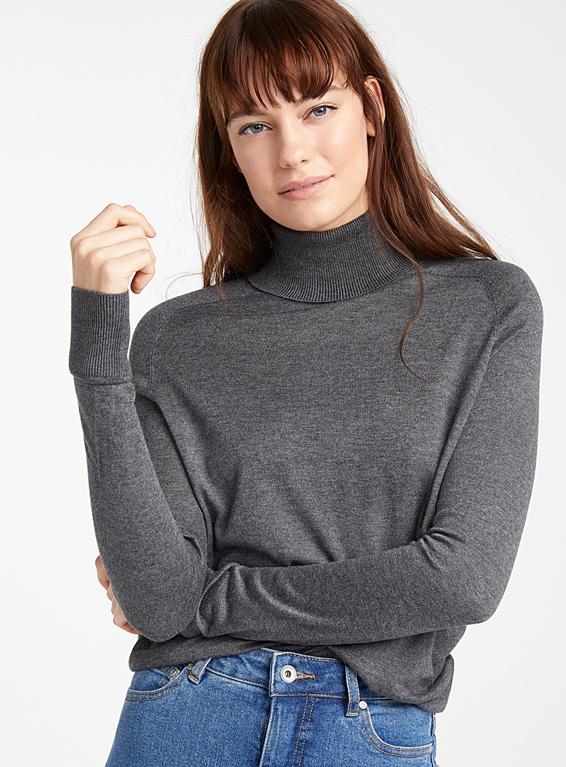 Essential turtleneck sweater - Sweaters - Oxford