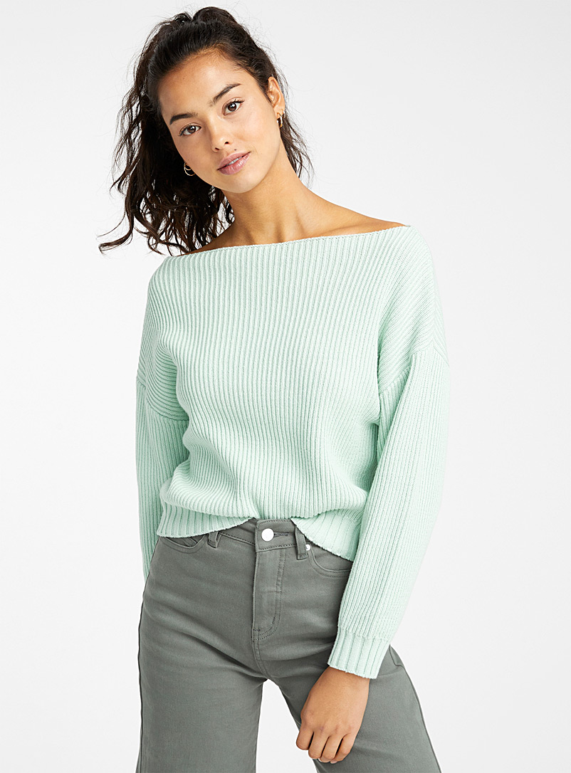 cropped-ribbed-boat-neck-sweater