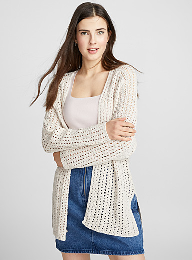 Grand-mother cardigan