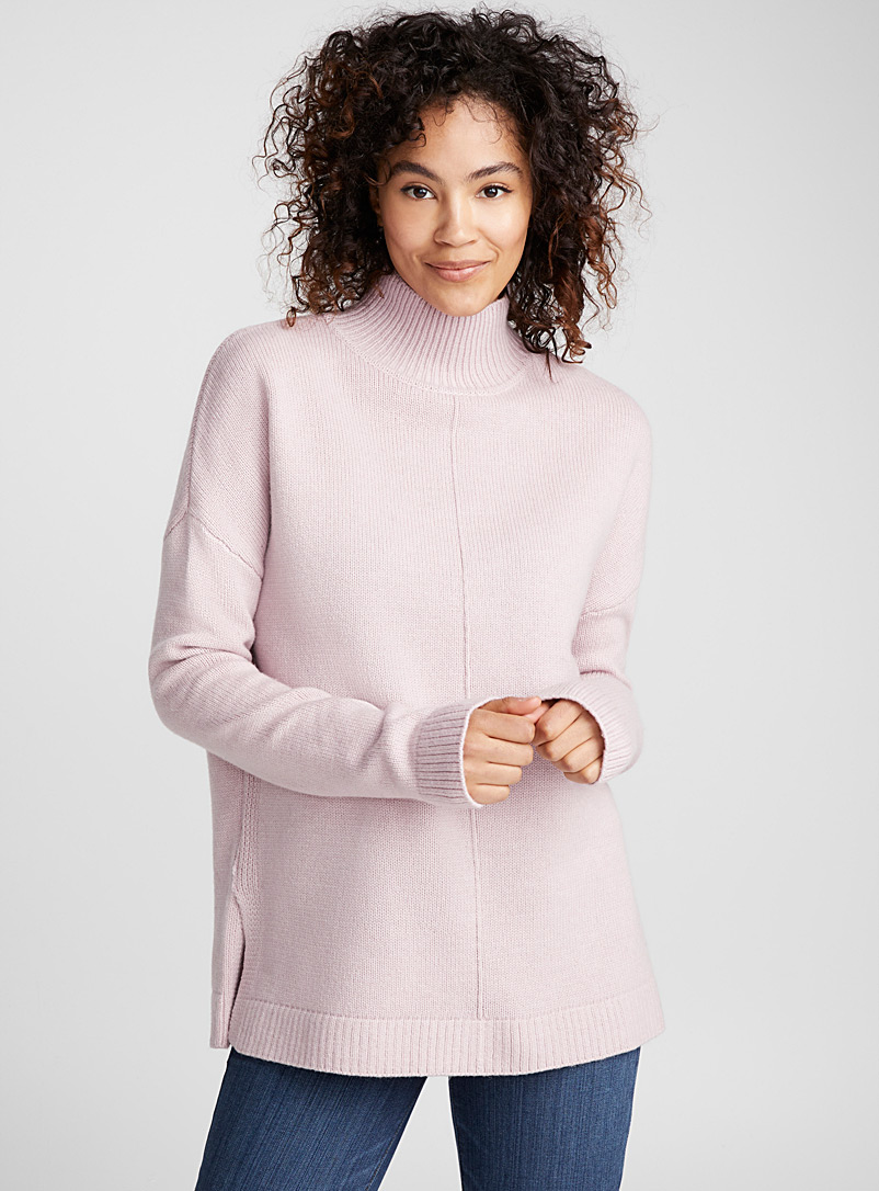 le-pull-ample-col-montant-cotele
