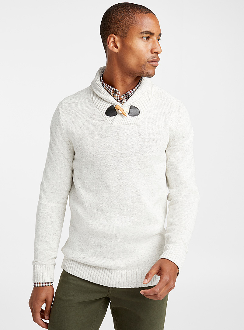 rustic-shawl-collar-sweater