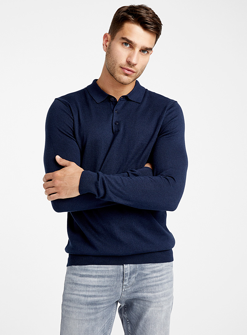 polo-collar-sweater