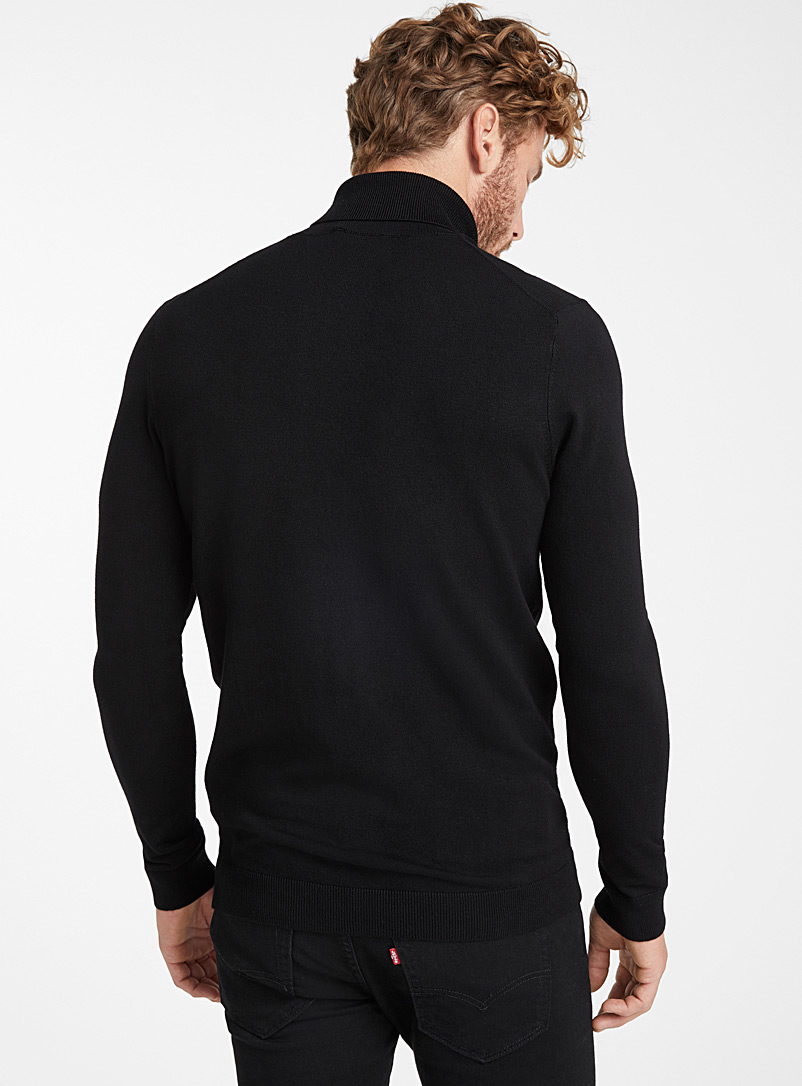 Turtleneck sweater - Turtlenecks & Mock necks - Black