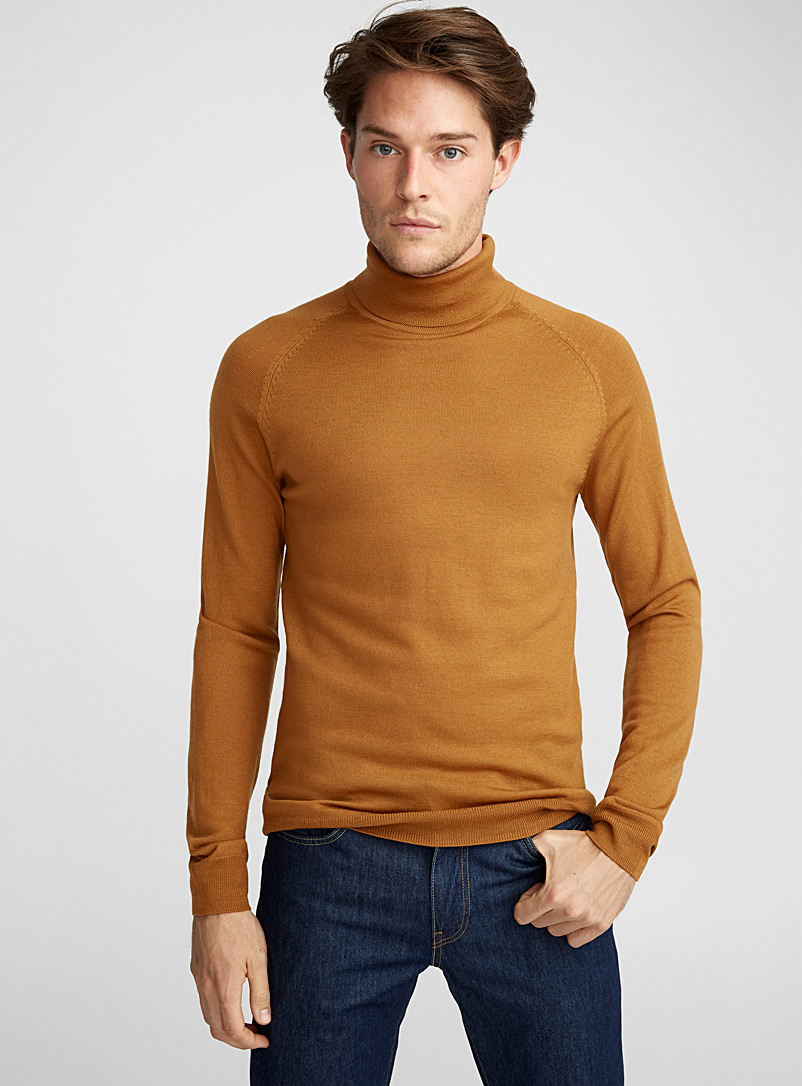 Merino wool turtleneck - Merino Wool - Assorted