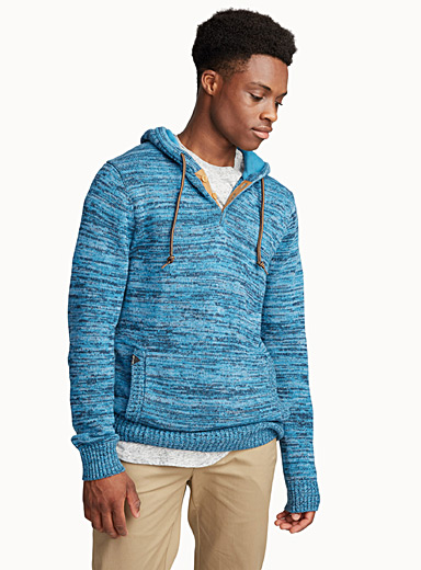 Colca Canyon hooded sweater