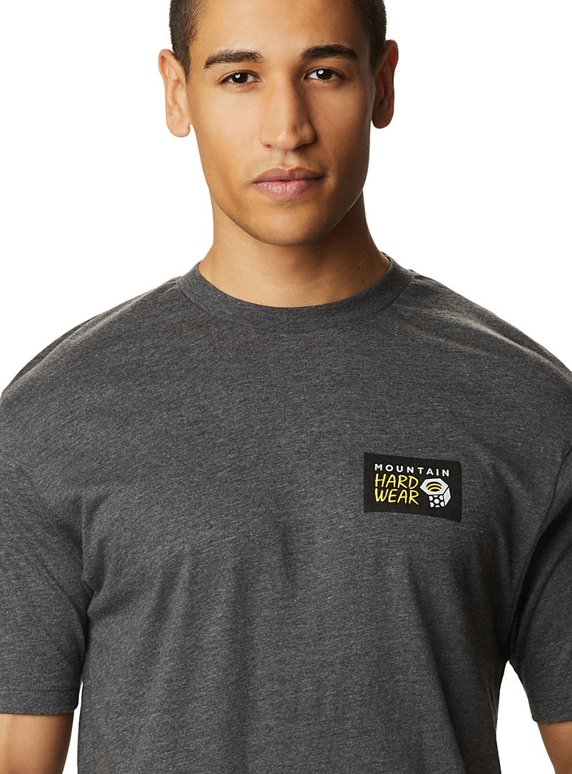 Mountain Hardwear Oxford Signature nut tee for men